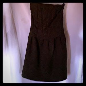 H&M strapless dress SIZE 6